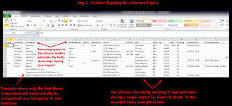 Map Multiple Locations From Excel Spreadsheet 2016 04 20 Img One Of Column Mapping And Prepping A Contact Spreadsheet For Import Png