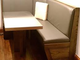corner kitchen table with storage bench delighful 2017 pictures