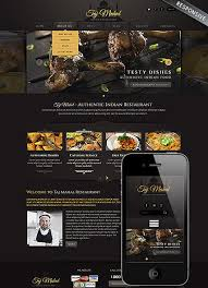 indian restaurant wordpress template id 300111813 from simavera com