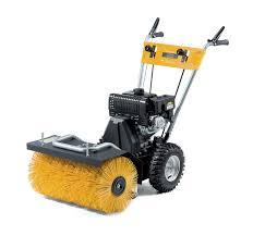 sws 800g self propelled sweeper stiga lawnmowers