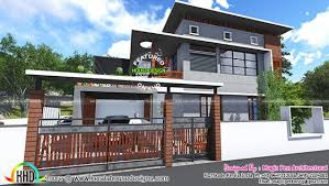 Home Design For 2200 Sq Ft January 2016 Kerala Home Design And Floor Plans
