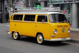 volkswagen vw free images van transport auto yellow vw bus motor vehicle