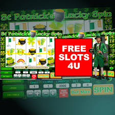 free halloween slots free saint patricks lucky spin slot machine game by free slots 4u