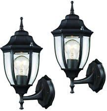 Carriage Light 100w Outdoor Wall U0026 Porch Lights With Dusk To Dawn Ebay