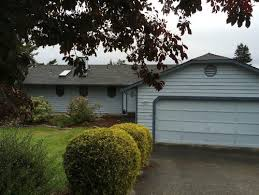 garage door same color as house