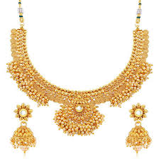 gold har set jewellery online buy gold bridal imitation jewellery online in