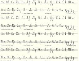 how can i teach handwriting more effectively in all grade levels