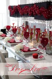 Valentine Decorations For A Table 128 best table decor valentine images on pinterest red tables