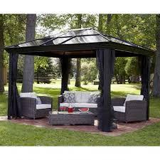 Backyard Canopy Ideas 1000 Ideas About Gazebo Canopy On Pinterest Grill Gazebo Patio