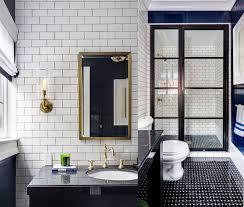 Masculine Bathroom Designs Design Showhouse Up Featuring 7 Amazing Decorist Designers