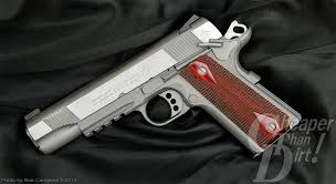 colt u0027s rail gun how good is it