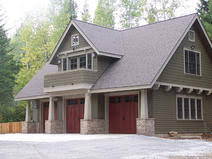 colonial garage plans garage plans america s best house plans