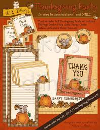 thanksgiving kit printables by dj inkers dj inkers