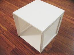 how to make a photo light box diy light box for better lighting make something mondays