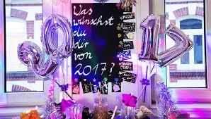 originelle neujahrswünsche zum mitnehmen poster als party deko