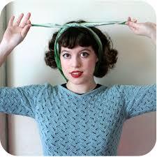 1940s bandana hairstyles 1940 s headscarf how to tie thanks vixen vintage vantage on