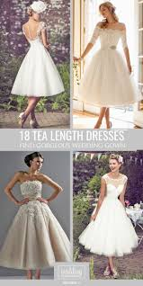 best 25 tea length wedding ideas on pinterest tea length
