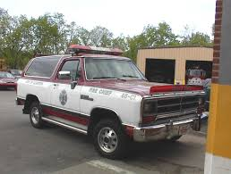 Dodge Ram 3500 Utility Truck - dodge fire and rescue trucks