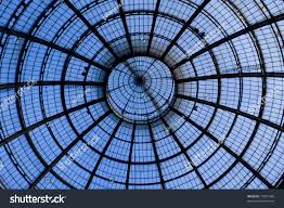 glass gallery glass dome ornaments stock photo 17601400