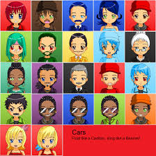 cars characters cars characters by dcatpuppet on deviantart