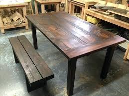 ensemble de cuisine en bois table de cuisine bois table et banc cuisine lot central ikea moderne