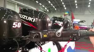 suzuki marine sa tiller handle demo youtube