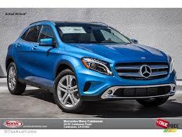 blue ash color 2015 south seas blue metallic mercedes benz gla 250 4matic