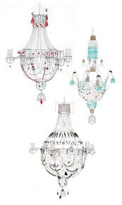 Wire Chandeliers 19 Best Marie Christophe Images On Pinterest Wire Art Wire And