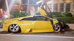 yellow lamborghini png speeding lamborghini hits kills 82 year old south florida uber