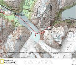 Alaska Topo Maps by Performance Backcountry Skiing 101