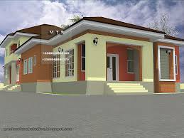 4 Bedroom Bungalow Floor Plans by Residential Homes And Public Designs 4 Bedroom Bungalow 3 Bedroom