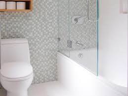 modern bathroom remodel jennifer jones hgtv