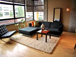 Big Living Room Rugs Living Room Rug Placement As Far As Living Rooms Go I Created A