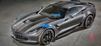 corvette sport the 2017 corvette grand sport is a track tastic z06 without a