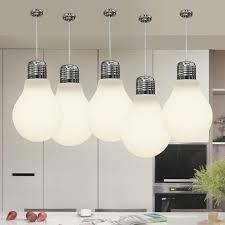 Light Bulb Pendant Big Bulb Light Simple Pendent Lights Bulb Pendant Light Dia 15 25