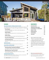 green builder magazine home page