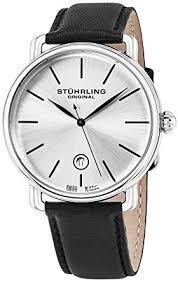 designer watches stuhrling original ascot mens designer swiss