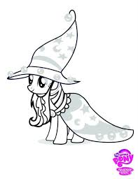 my little pony derpy coloring pages my little pony news happy halloween new coloring pages