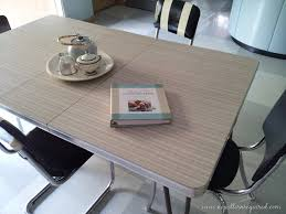 Our New Vintage Formica Kitchen Table No Pattern Required - Formica kitchen table