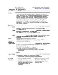Skills And Abilities Resume Example by Resumes Examples Skills Abilities Http Www Resumecareer Info