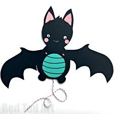 25 bat crafts kids red ted art u0027s blog