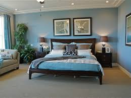 Traditional Bedroom Decorating Ideas Pictures - bedroom appealing awesome traditional blue bedroom with dark