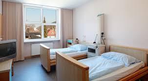 Bad Reichenhall Klinik Hautklinik Salus Gesundheitszentrum Zimmer