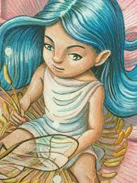 thumbelina u2014 chalk dreams