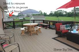 Outdoor Patio Furniture Home Depot - patio deck ideas home depot design and ideas