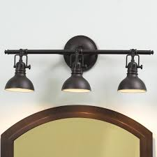 clearance 49 allen roth 3 light oil rubbed bronze bathroom
