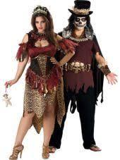 Halloween Costumes Mystic Sorcerer Couples Costume Sorceress Costume 44 99