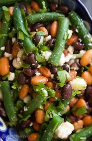 three bean salad w yogurt dressing u2013 recipesbnb