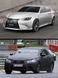 lexus jobs ny first spy shots of 2013 lexus gs sedan