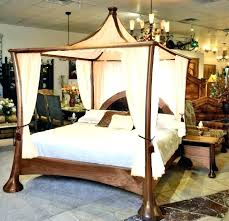 Frame Beds Sale King Canopy Bed Frame Stunning A Frame And A Canopy King Size